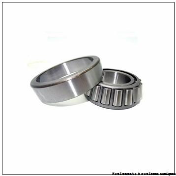 70 mm x 125 mm x 41 mm  NTN 33214 Roulements à rouleaux coniques