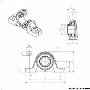 INA KGBS40-PP-AS unités de roulement