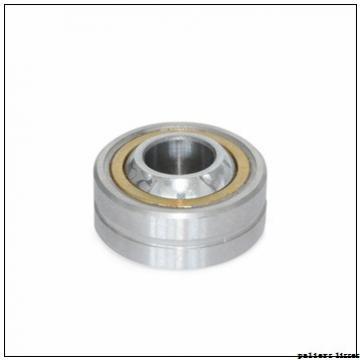 50 mm x 80 mm x 19 mm  Timken GE50SX paliers lisses