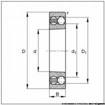 50 mm x 68 mm x 35 mm  NSK LM556835-1 / roulements à aiguilles