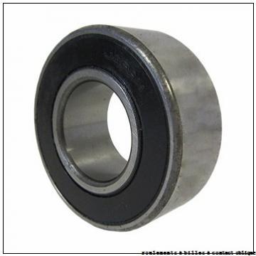 45 mm x 58 mm x 7 mm  NTN 7809C roulements à billes à contact oblique