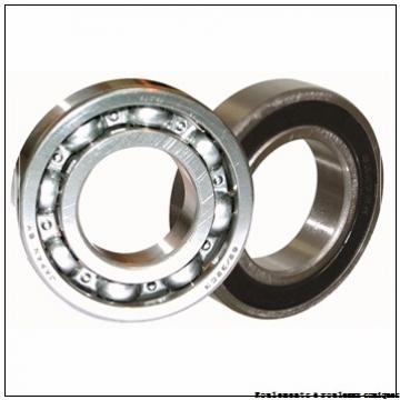 38,1 mm x 87,312 mm x 30,886 mm  ISO 3580/3525 Roulements à rouleaux coniques