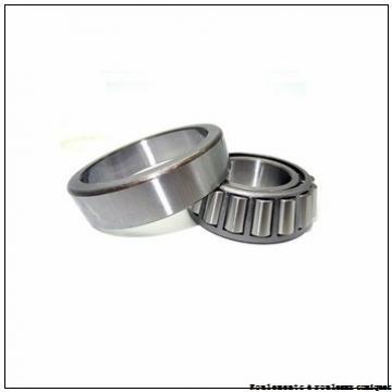 35 mm x 80 mm x 21 mm  NACHI E30307J Roulements à rouleaux coniques