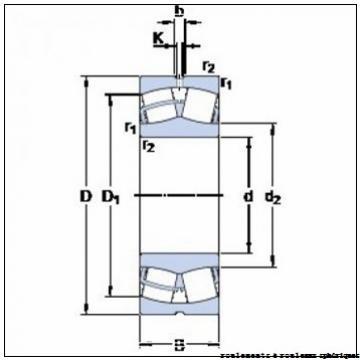 65 mm x 140 mm x 33 mm  ISO 21313 KW33 roulements à rouleaux sphériques