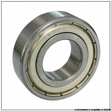 1,984 mm x 6,35 mm x 2,38 mm  ZEN FR1-4 roulements rigides à billes