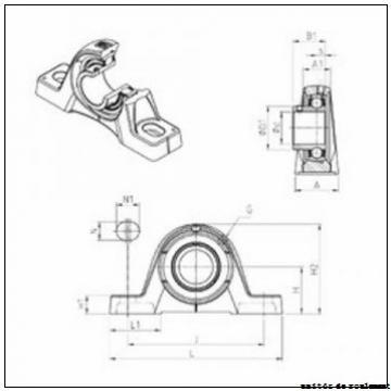 SKF TUWK 25 LTHR unités de roulement