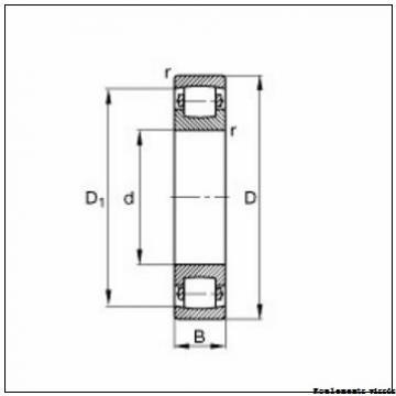 SKF 353124 A Butées à rouleaux coniques