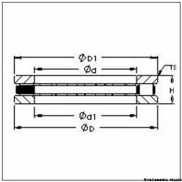 SKF 353106 Assemblages de roulements personnalisés
