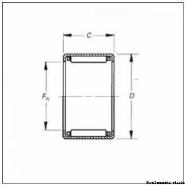 SKF 353022 Assemblées de rouleaux à aiguilles et de cages