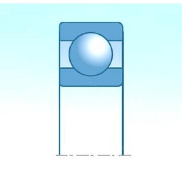 30,6 mm x 72 mm x 19 mm  NACHI 031BC07A2 roulements rigides à billes