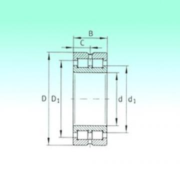 180 mm x 225 mm x 45 mm  NBS SL014836 roulements à rouleaux cylindriques
