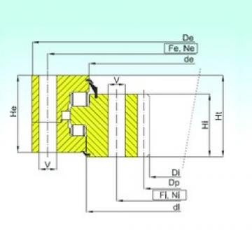 ISB ZR3.40.2800.400-1SPPN roulements à rouleaux de poussée