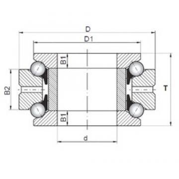 ISO 234411 butées à billes